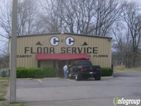 C&C Floor Service: 902 Goodman Rd W, Horn Lake, MS