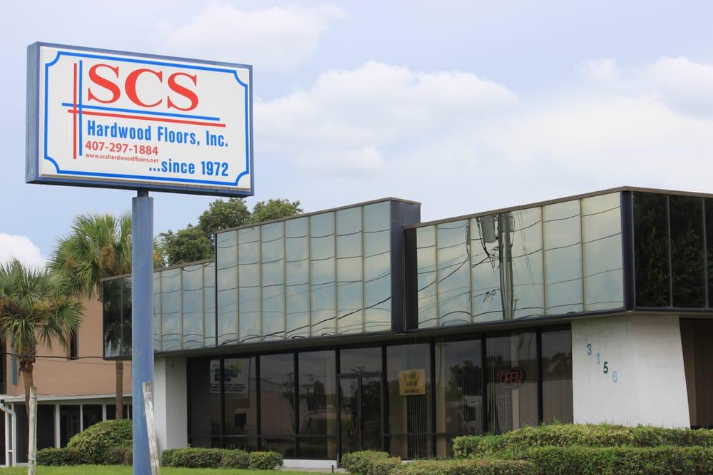 SCS Hardwood Floors Inc