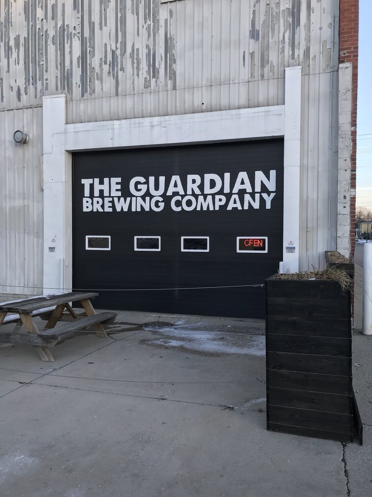 The Guardian Brewing Company: 514 E Jackson St, Muncie, IN