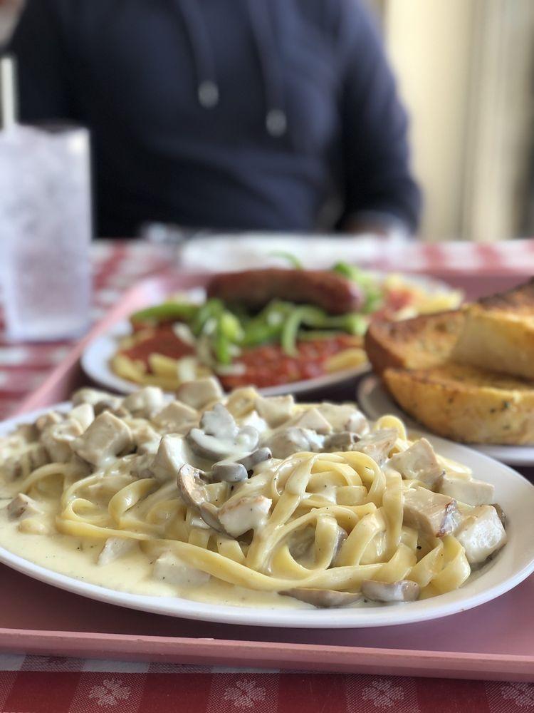 Monte Carlo Deli & Pinocchio's Restaurant: 3103 W Magnolia Blvd, Burbank, CA