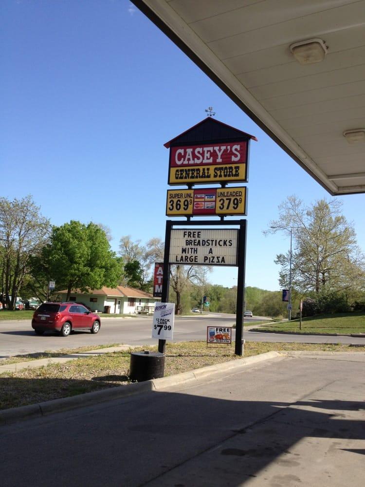 Casey's General Store: 108 S 14th St, Ashland, NE