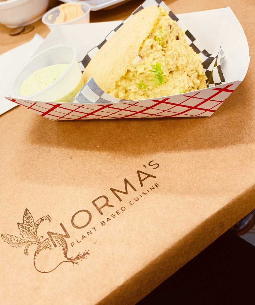 Norma's Plant Based Cuisine: 351 S State Rd 434, Altamonte Springs, FL