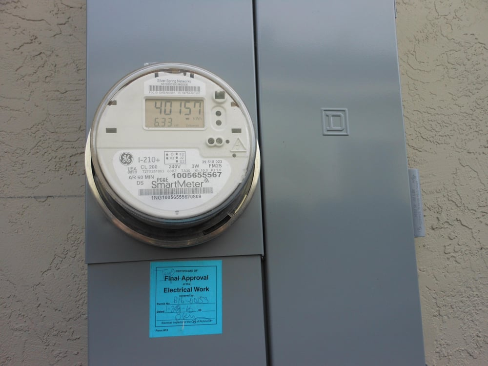 Electrical Distribution Panel With Meter : Distribution main meter electrical panel amps