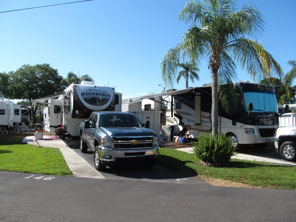Bickley RV Park: 5640 Seminole Blvd, Seminole, FL