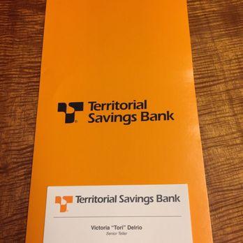 Territorial Savings Bank - Banks & Credit Unions - 1000 Bishop St ...