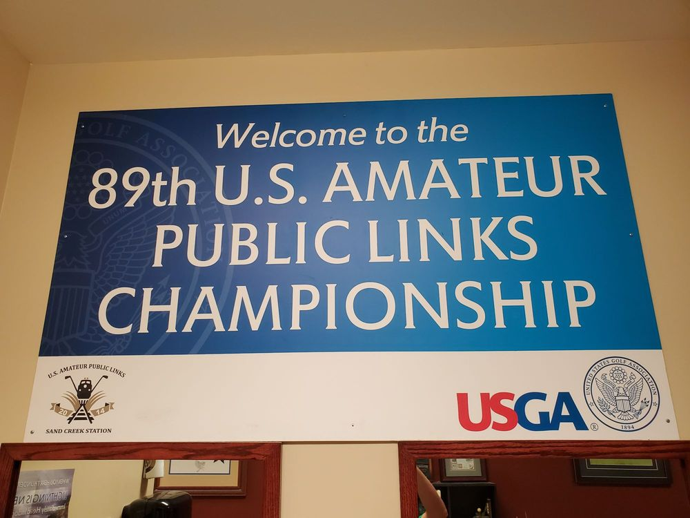 Sand Creek Station Golf Course Union Station: 920 Meadowbrook Dr, Newton, KS