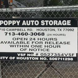 Photo Of Poppy Auto Storage Houston Tx United States