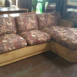 Photo Of IConsign Stores   Phoenix, AZ, United States. Chenille Couch With A