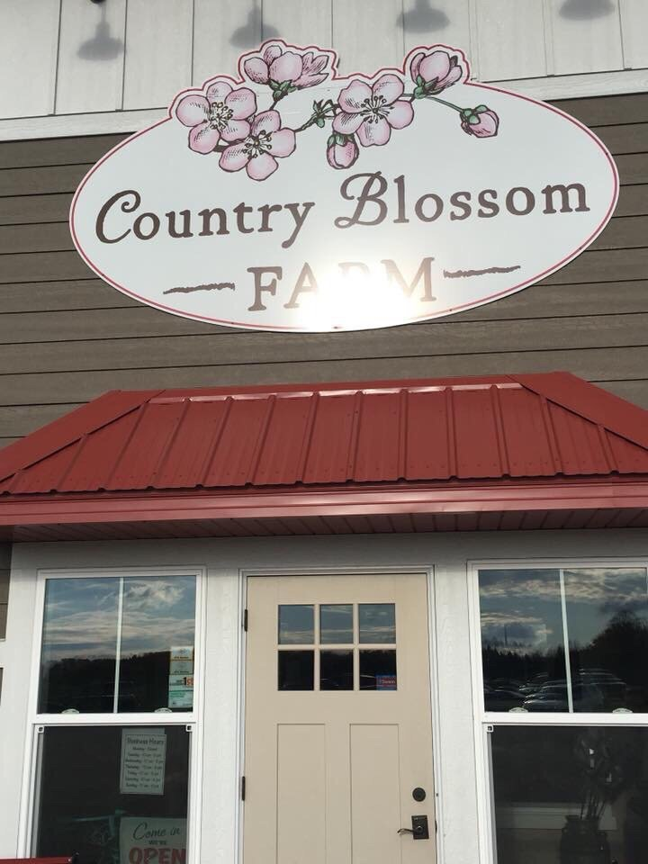 Country Blossom Farm: 1951 Englund Rd SW, Alexandria, MN