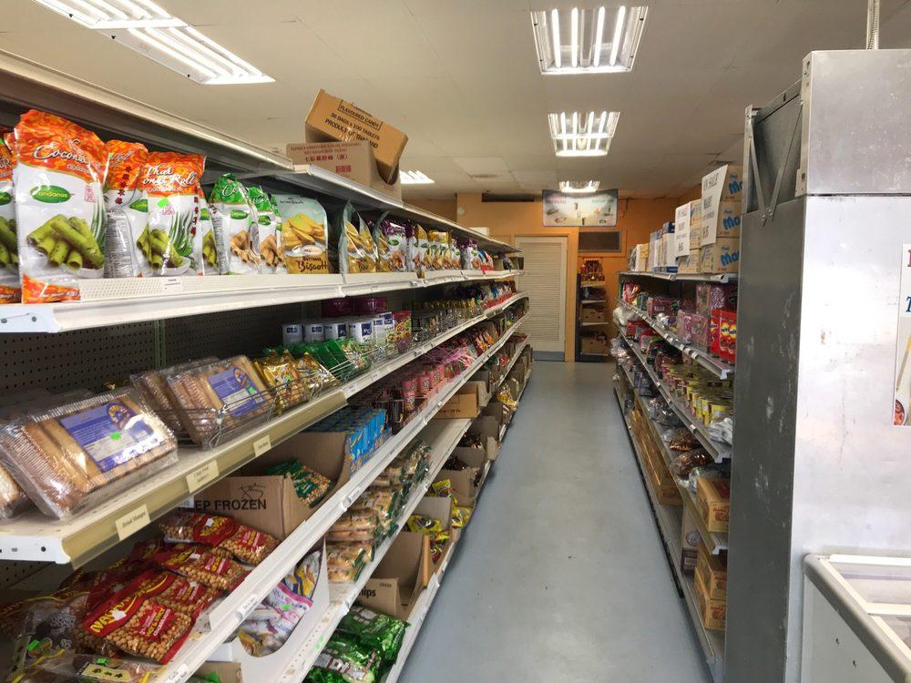 First Oriental Supermarket / Cho Tan Binh: 737 Cypress Gardens Blvd, Winter Haven, FL