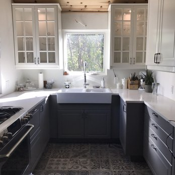 Photo Of Mjlarrabee Ikea Cabinet Installer   Burbank, CA, United States. Kitchen  Install