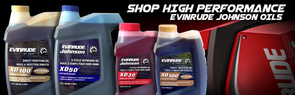 High Performance Evinrude Johnson Oils - Yelp