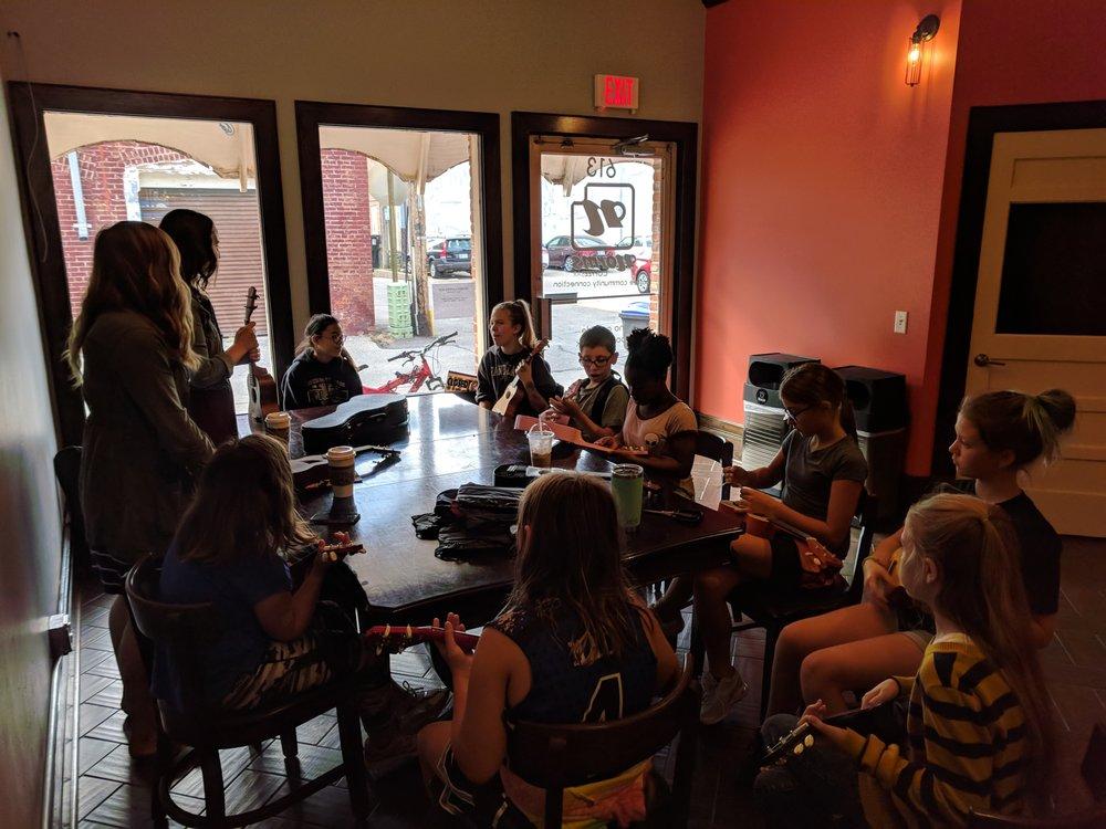 Norm's Coffee Bar: 613 N Main St, Newton, KS