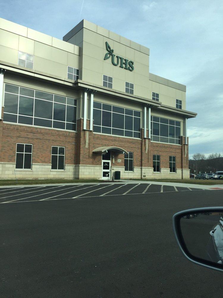 UHS Vestal Walk In: 4417 Vestal Pkwy E, Vestal, NY