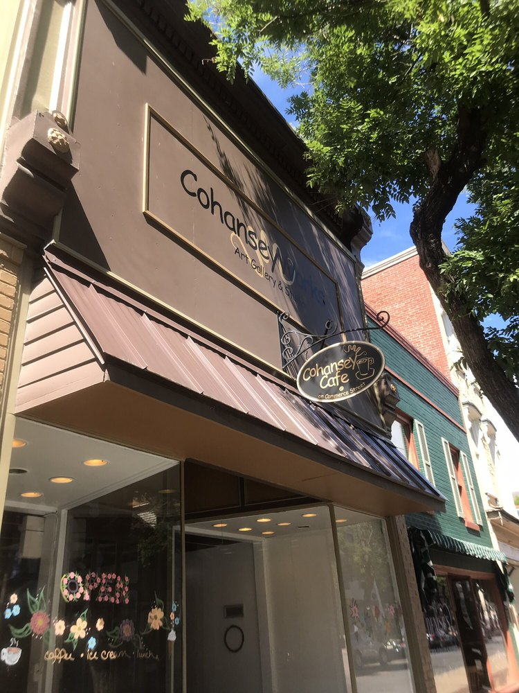 Cohansey Cafe: 21 W Commerce St, Bridgeton, NJ
