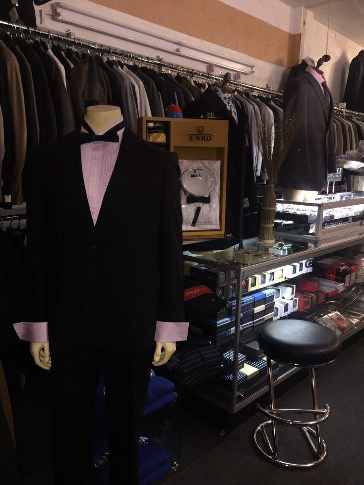 Rudy's Tailor Shop & Tuxedo Rental: 592 Broadway St, El Centro, CA