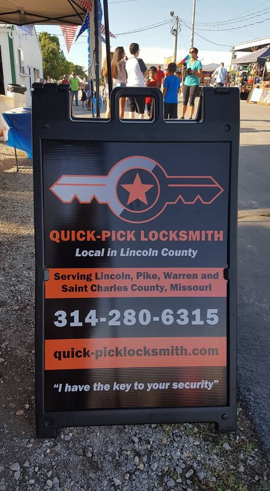 Quick-Pick Locksmith: 10 Briar Meadow Ct, Moscow Mills, MO