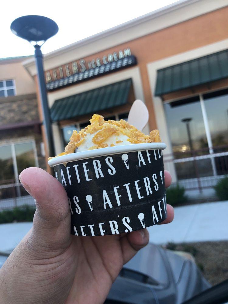 Afters Ice Cream: 1775 Northpark Blvd W, San Bernardino, CA