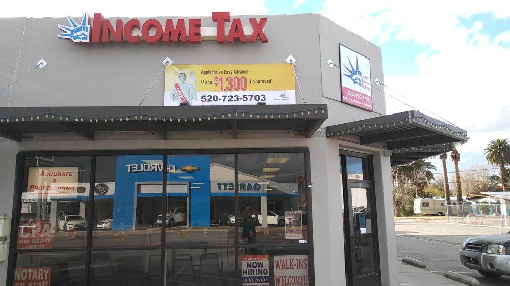 Liberty Tax: 184 N Arizona Blvd, Coolidge, AZ