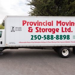 Photo Of Provincial Moving Storage Ltd Victoria Bc Canada
