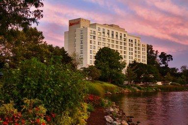 Gaithersburg Marriott Washingtonian Center: 9751 Washingtonian Blvd, Gaithersburg, MD