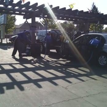 Best Car Wash Sonoma County