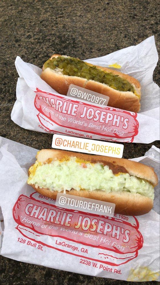Charlie Joseph's: 128 Bull St, Lagrange, GA