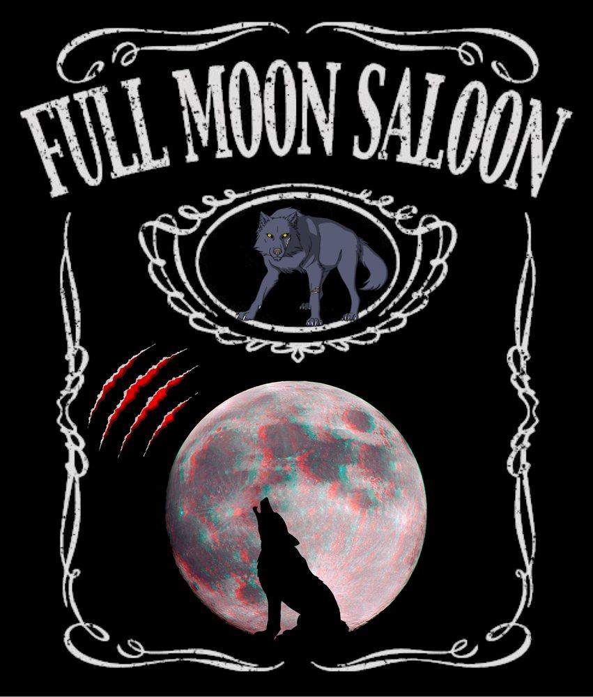 Full Moon Saloon: 2001 S Dobbs Rd, Harrah, OK