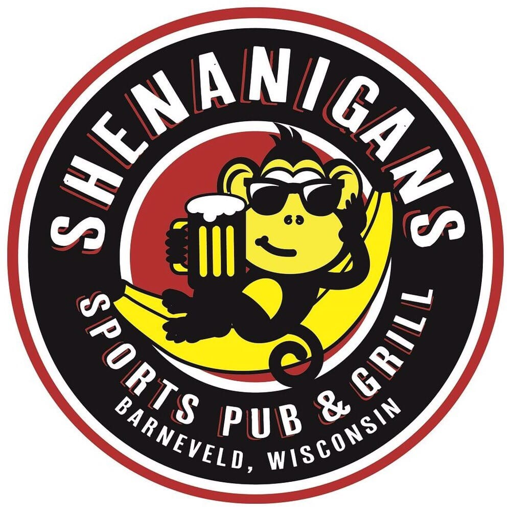 Shenanigans Sports Pub and Grill: 103 County Hwy ID, Barneveld, WI
