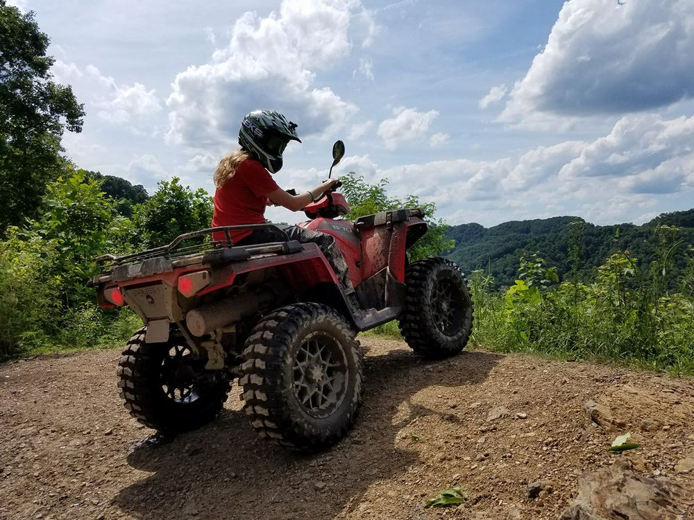 Wild Willy's ATV Rezort: 641 Leftwich Branch Rd, Northfork, WV