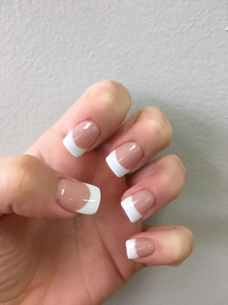Nude French Tips - Yelp