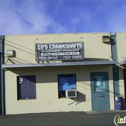 Ed's Crankshaft Grinding - Auto Parts & Supplies - 1412 W Winton Ave
