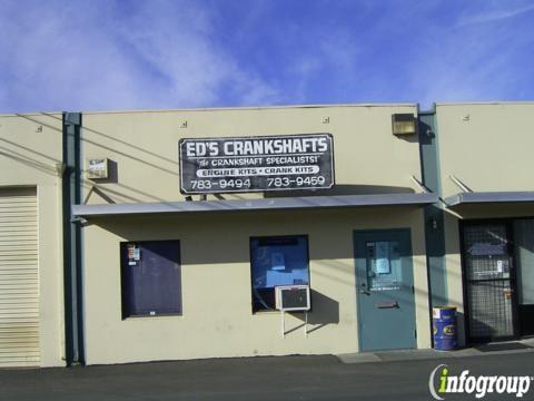 Ed's Crankshaft Grinding - Auto Parts & Supplies - 1412 W