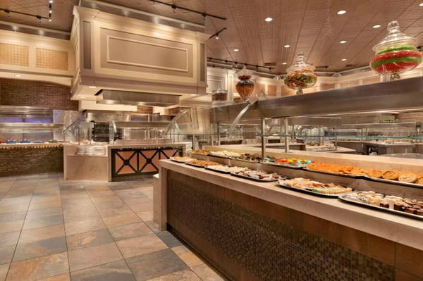 Excellent The Buffet At Harrahs New Orleans 206 Photos 183 Interior Design Ideas Clesiryabchikinfo