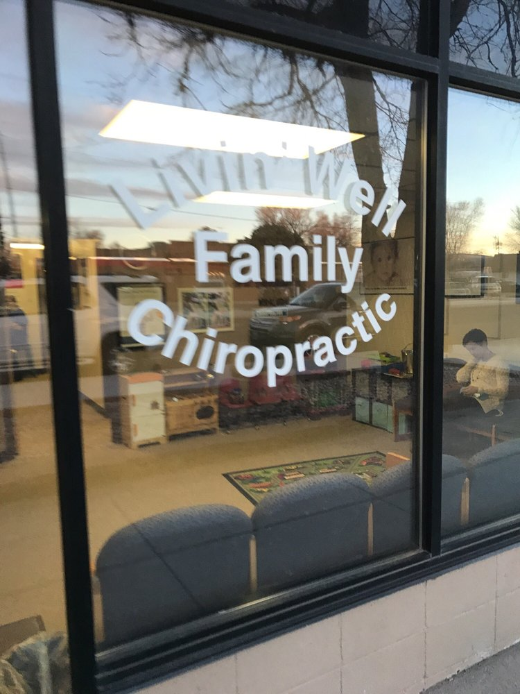 Livin' Well Family Chiropractic: 5231 Yellowstone Rd, Cheyenne, WY
