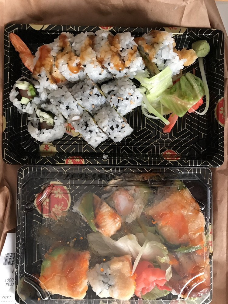 Sushi Cafe: 5000 County Rd 220, Fleming Island, FL