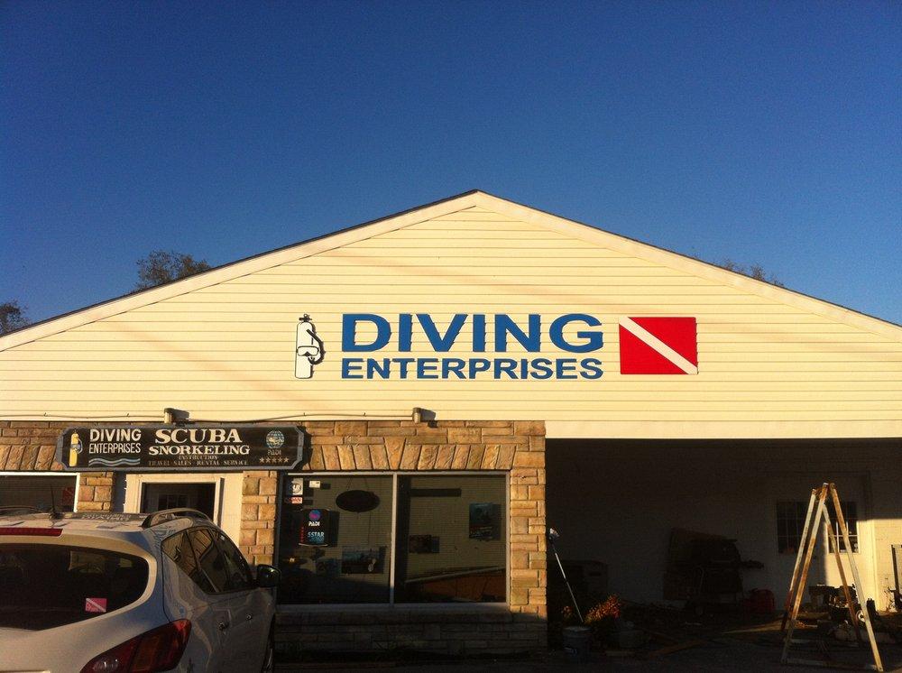 Diving Enterprises: 937 Apperson Dr, Salem, VA