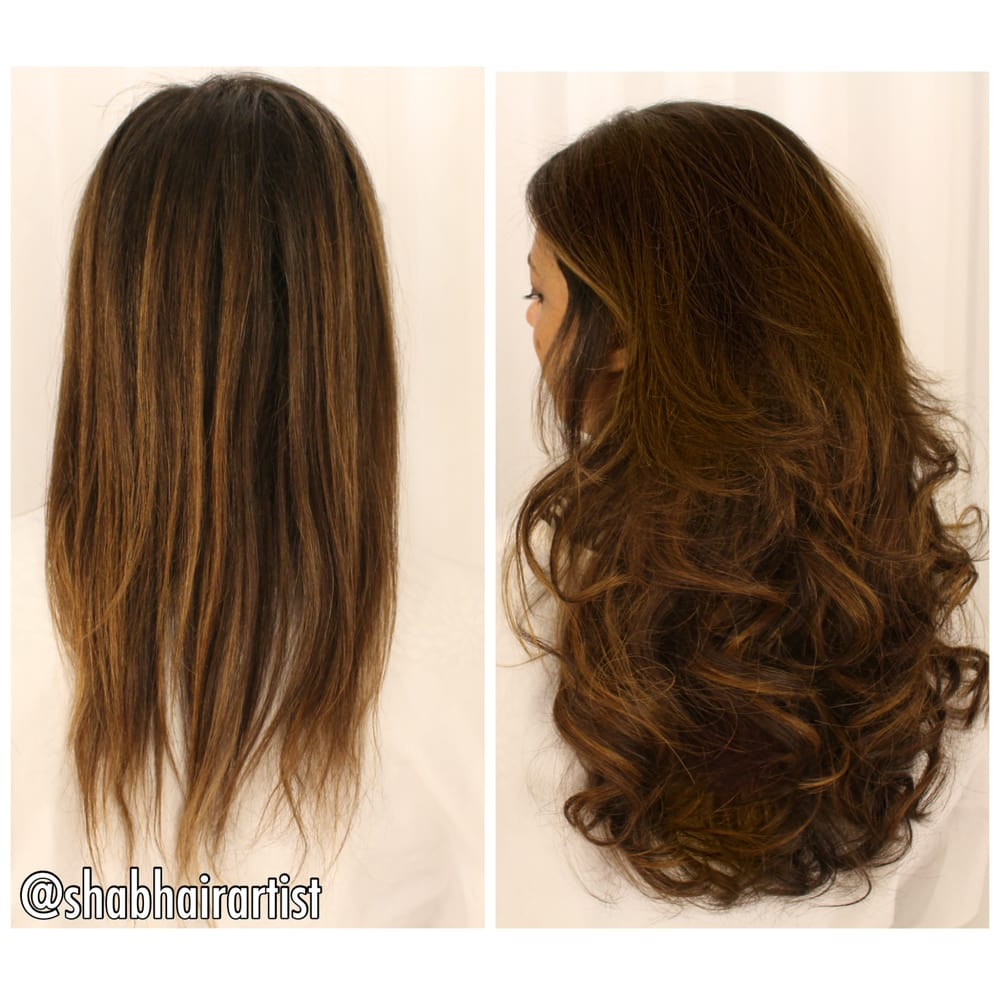 Great Lengths Hair Extensions By Shab Zero Damage 3 Months Feels