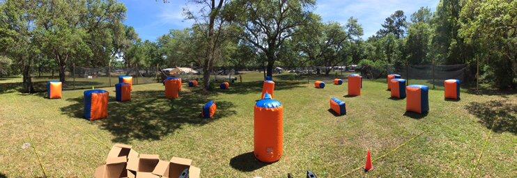 Providence Paintball: 17375 Spring Hill Dr, Brooksville, FL