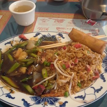 Happy Garden Chinese Restaurant Menu Chico Ca