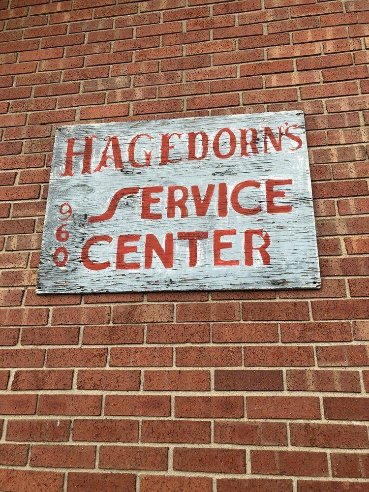 Hagedorn's Service Center: 960 Main St, Ferdinand, IN
