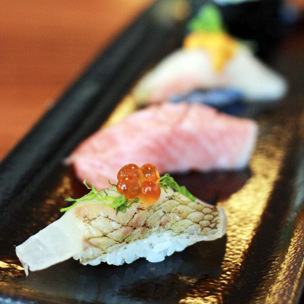 Ebi Sushi Bar: 290 Somerville Ave, Somerville, MA