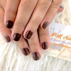 Photo Of Pm Nails Sherman Oaks Ca United States Gel Manicure