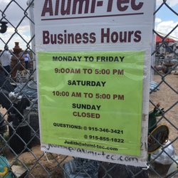 Photo Of Alumitec   El Paso, TX, United States. New Business Hours