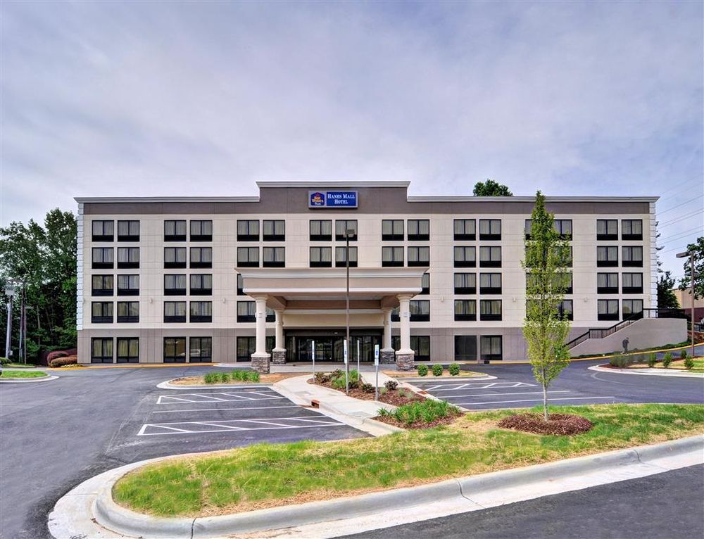 Best Western Plus Hanes Mall: 3330 Silas Creek Pkwy, Winston Salem, NC