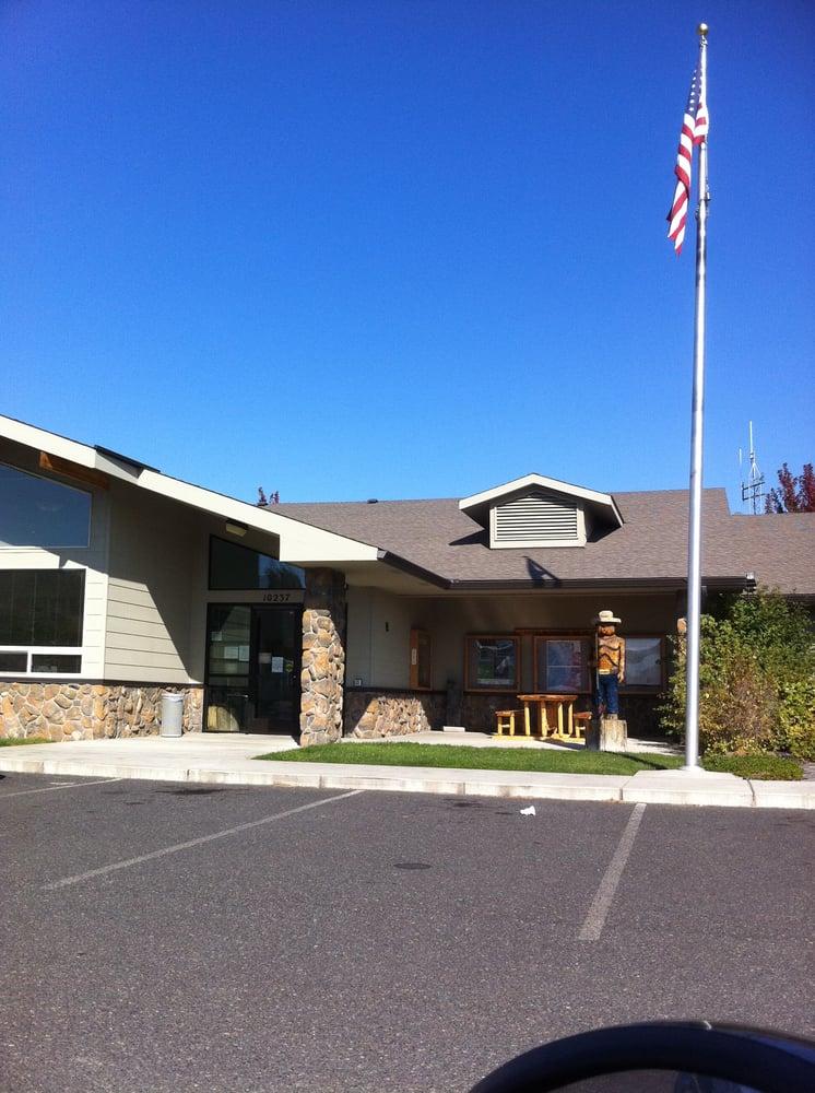 Naches Ranger Station