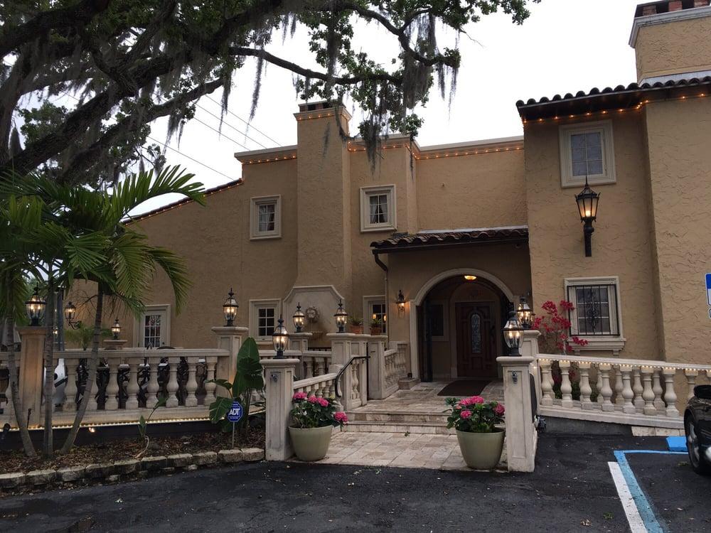 Villa Bellini Restaurant Lounge Clearwater Fl