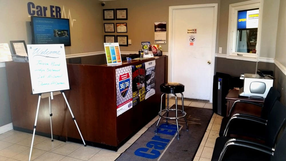 Photo Of Car Er Harrisonburg Va United States Customer Waiting Area Auto