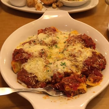 Photo Of Olive Garden Italian Restaurant   Salina, KS, United States.  Stuffed Sausage