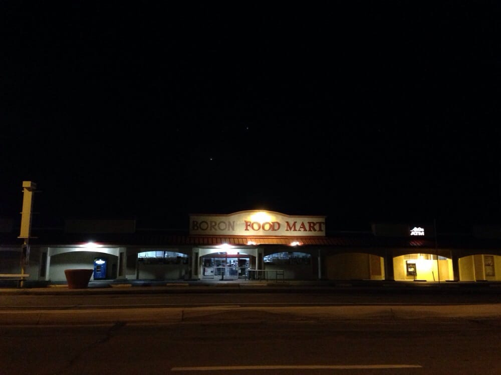 Boron Food Mart: 27037 Twenty Mule Team Rd, Boron, CA